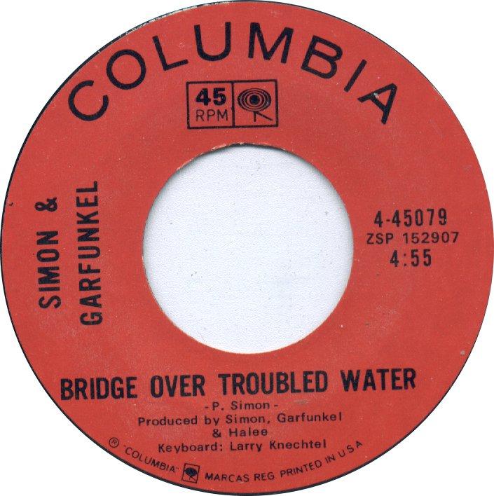 ... simon-and-garfunkel-bridge-over-troubled-water-1970- ...