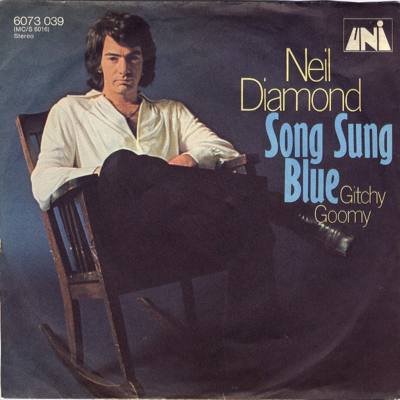 Neil Diamond Children Neil Diamond Song Sung Blue