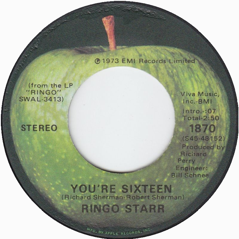 starr singles Musician ringo starr was a drummer for the legendary rock band the beatles learn more at biographycom.