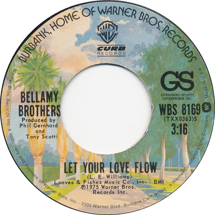 let your love flow: