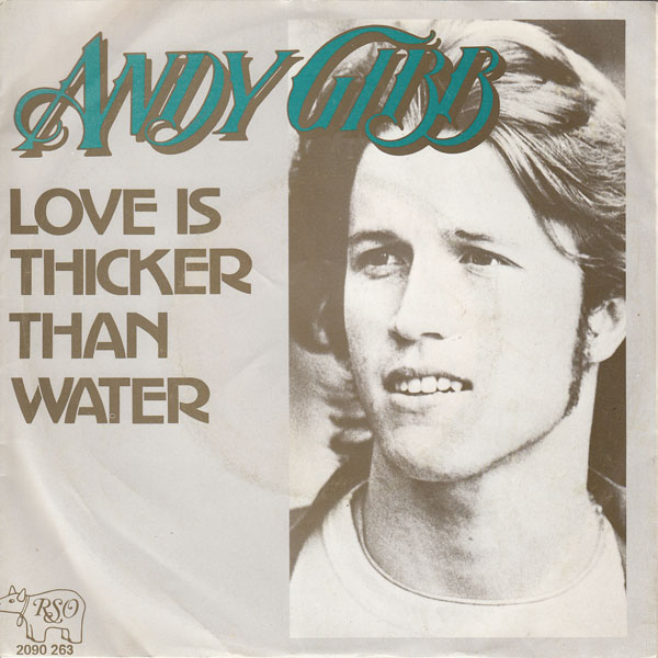 Thicker Than Water Soundtrack Amor 50