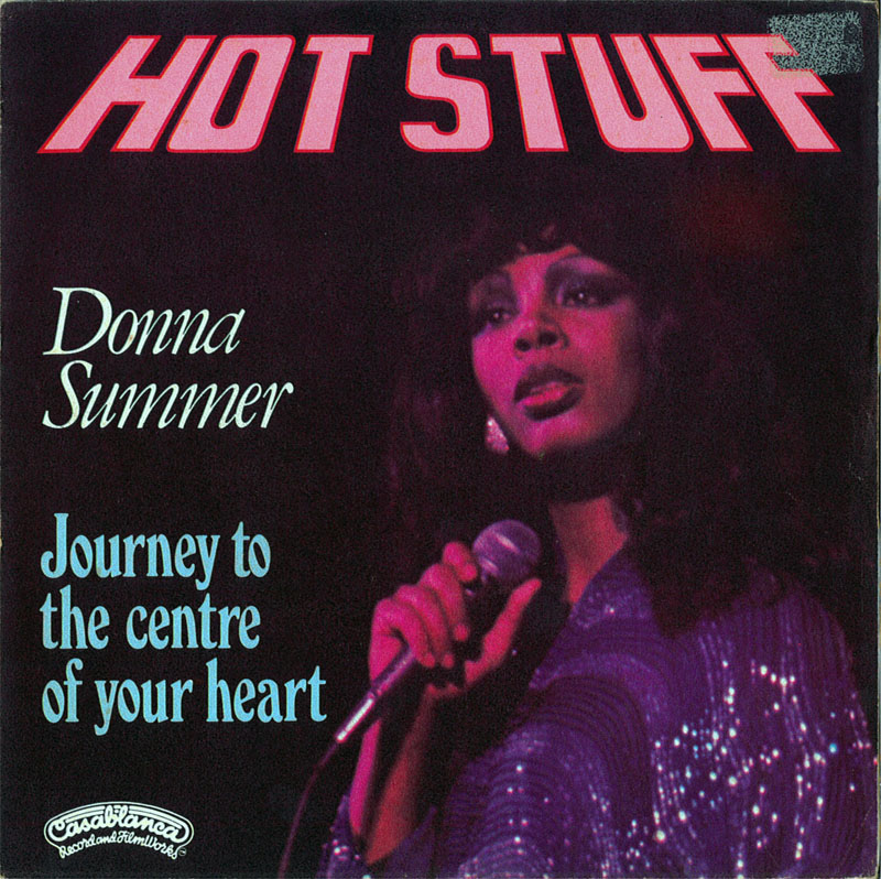 Donna Summer Hot Stuff