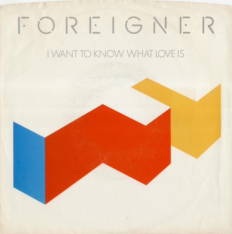 Foreigner - 'I Want To Know What Love Is' [Official Music ...