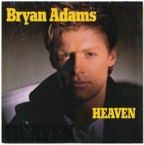 Lirik Lagu Bryan Adams - Heaven