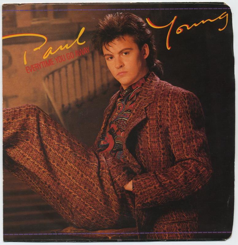 Paul Young - Everytime You Go Away Lyrics | AZLyrics.com