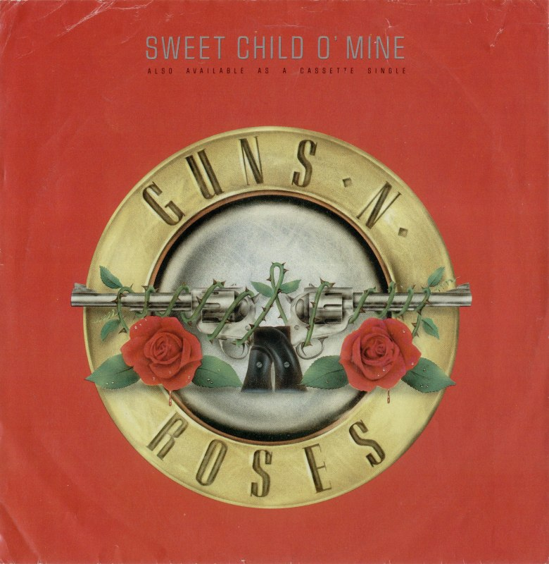 Guns 'N Roses - Sweet Child O' Mine Lyrics | MetroLyrics