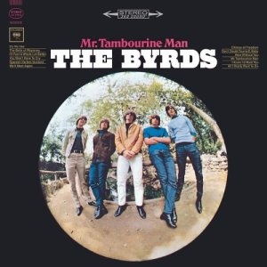 Byrds Mr. Tambourine Man LP