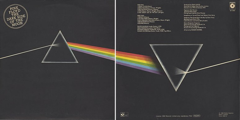 Dark Side of the Moon Vinyl