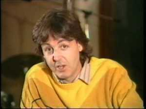 Paul McCartney 1983