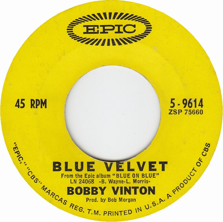 Bobby Vinton Roses Are Red My Love