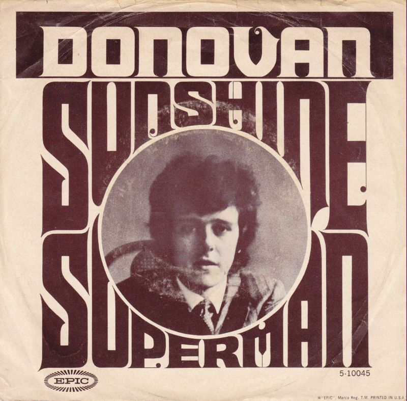 singles in donovan Donovan performing on the smothers brothers comedy hour in 1969 having signed with pye records in 1965, he recorded singles and two albums in the folk vein.