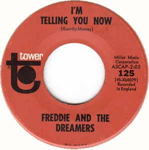 freddie-and-the-dreamers-im-telling-you-now-tower