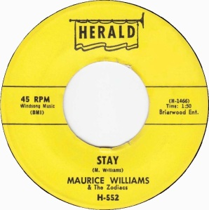 maurice-williams-and-the-zodiacs-stay-herald