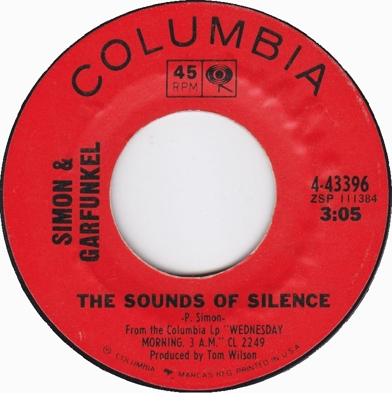 the sound of silence response essay Adl's ook of the month 1 april 2015  reading response essay  the sound of silence in football: derrick coleman,.