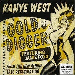 006 Kanye Gold Digger