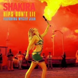 018 Shakira Hips don't lie